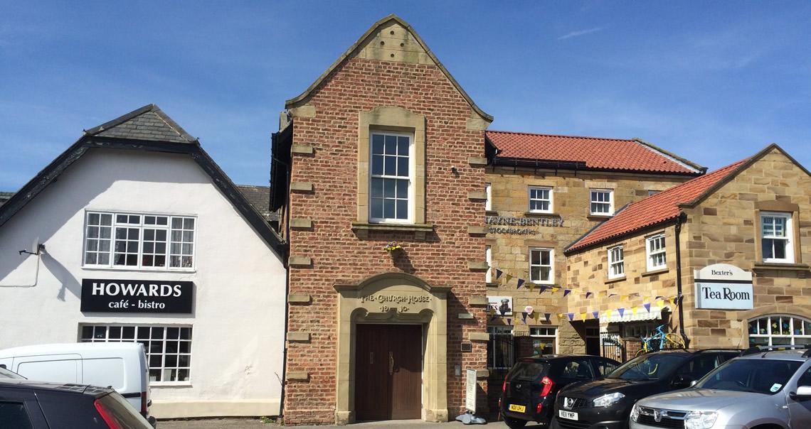 The Church House, Stokesley
